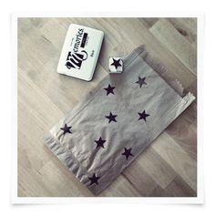 star stamp by Maya Radzi