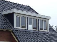 Een kunststof dakkapel geplaatst door Benitech Kozijnen