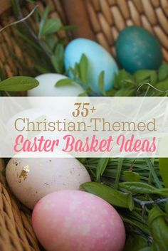 25 christian themed easter basket ideas basket ideas easter 35 christian themed easter basket ideas negle Images