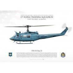 "TH-1H ""Huey II"" 23D FTS JP-2489"