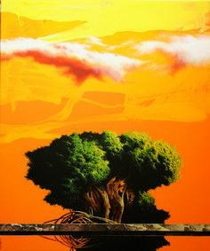 Titolo: Essenza - cm 120x100 - 2011 Ossola Raffaello
