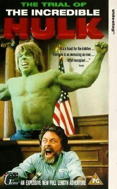 1989 - The Trial of the Incredible Hulk Directed by Bill Bixby Hulk starred by Lou Ferrigno Superman Wonder Woman, Batman And Superman, Batman Art, Hulk Marvel, Marvel Heroes, The Incredible Hulk Movie, Tv Vintage, Wilson Fisk, Dc Comics