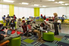 Pillars of Digital Leadership Series: Rethinking Learning Spaces and Environments