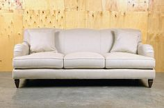 English Roll Arm Sofa from CoCoCo