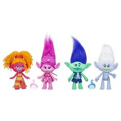 DreamWorks Trolls True Colors Collection : Target $50