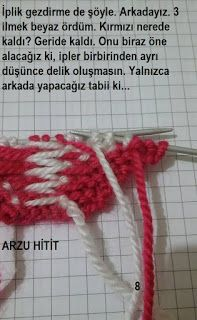 Arzunun Patikleri: 2 Şişle Muhteşem Kilim Desenli Patiğim ve Açıklaması Knitting Patterns Free, Free Pattern, Diy And Crafts, Crochet Hats, Stuff To Buy, Blog, Slipper, Socks, Fuzzy Slippers