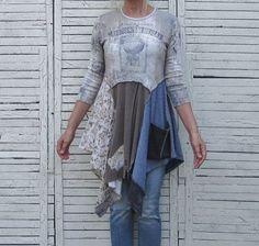 Clothing Upcycled Shabby Chic - Bing Images