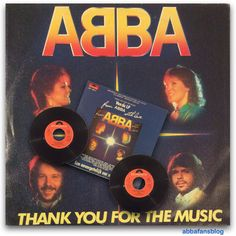 "This 7"" single of Abba's ""Thank You For The Music"" from my collection was released as part of the promotion for the ""From Abba With Love"" al... #Abba #Agnetha #Frida #Vinyl http://abbafansblog.blogspot.co.uk/2015/10/thank-you-for-music-single.html"