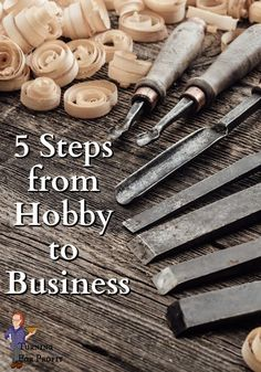 These five steps will help you move your hobby to a business, in a way that will allow you to continue enjoying your hobby and earn some money as well. Turn Time, Wood Turning Projects, Woodturning, Cool Lighting, Craft Fairs, Business Ideas, Sculpture Art, Homesteading, Wood Working