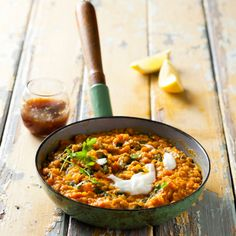 Budget friendly and belly warming! Cooking On A Budget, Budget Meals, Dhal, Best Budget, Coriander, Paella, South Africa, Spinach, Budgeting
