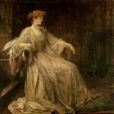 James Jebusa Shannon, 1890c - Violet Manners, Duchess of Rutland - James Jebusa Shannon — Wikipédia