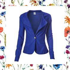 Blazer | Bella Fashion | Feira Shop