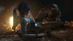 """""""Los viejos Tomb Raider en Steam"""""""