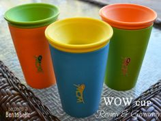 Wow Cup Review and Giveaway ~ Ends 3/24/14. Open to US residents only.