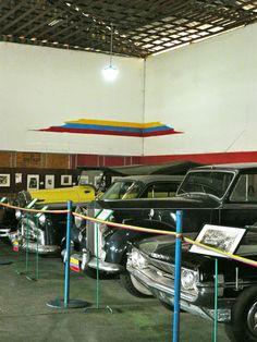 Museo del Transporte de Caracas | Mercedes-Benz Club Venezuela