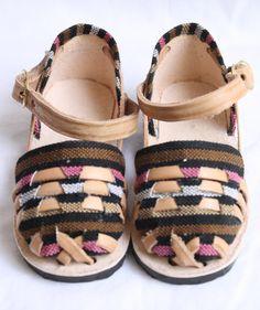 Closed Toe Sandal-Rayas from Humble Hilo $15