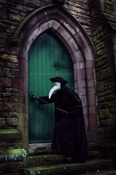 Plague comes knocking by *Revelio. Bring out your dead!