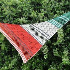 Brandi's Hotel of Bees Shawl Knitted Shawls, Crochet Shawl, Knitting Projects, Crochet Projects, Wings Design, Yarn Store, Honeycomb Pattern, Wrap Pattern, Shawl Patterns
