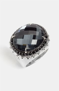 John Hardy 'Bamboo Silver Batu' Dome Ring available at #Nordstrom