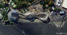 20 beautiful and breathtaking satellite photos that will change the way you see the earth