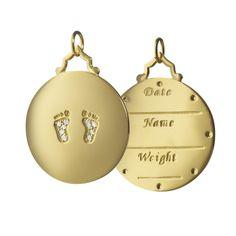 monica rich kossan baby footprint necklace   ... Birth Charm - Shop at MRK Style: Fine Jewelry by Monica Rich Kosann