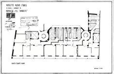 Casa Caccia Dominioni - Luigi Caccia Dominioni - itineraries - Ordine degli architetti, P.P.C della provincia di Milano