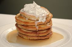 Gluten-free Almond Flour Pancakes   Habits for the Soul ♥ #HabitsfortheSoul #Recipe #Glutenfree