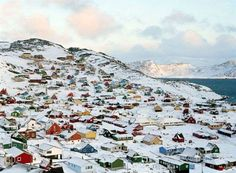 Qaqortoq, Greenland - Joël Tettamanti