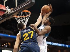 March 30, 2015: T'wolves guard Andrew Wiggins (22)