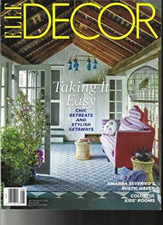 Hurry Over And Request Your Free One Year Subscription To Elle Decor  Magazine From Mercury Magazines Right Now! You Will Never Receiv.