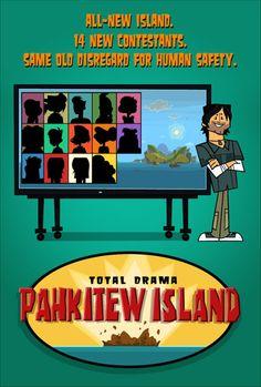 total drama all star   Total Drama Pahkitew Island Poster   RotiBlog: All Stars