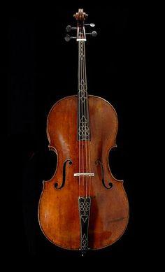 Stradivari violin. Same tuning as the tenor guitar and a Stradavarius. Need I say more❤️