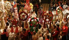 Check out these #Christmas traditions from around the world. #MindfulLiving OurMLN.com
