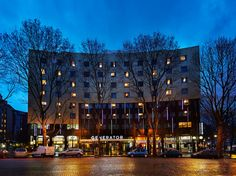 The Hautest Place In Paris Is... A Hostel?!