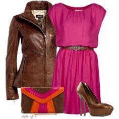 """""""Michael Kors Summer Dress"""" Bello para las  salidas nocturnas ...un conjunto atemporal....Busca básicos para tu closet http://www.imagen-vipp.com/"""