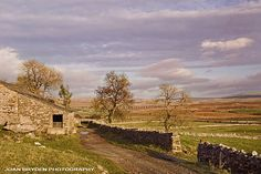 The Craven Wold, Chapel-le-Dale in the Yorkshire Dales National Park, North Yorkshire, England Yorkshire Day, Yorkshire England, North Yorkshire, Northern England, Dark Blue Background, Stone Walls, Republic Of Ireland, British Isles, Walking Tour