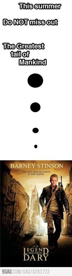 love Barney Stinson