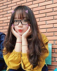 #nhi Asian Kids, Cute Asian Girls, Beautiful Asian Girls, Cute Girls, Cute Korean, Korean Girl, Good Girl, Uzzlang Girl, Cute Poses