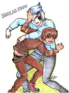 Welll my current addiction is Regular Show, from cartoon network. Dx I draw them all the time. I think about all the time. Mordecai and Rigby Regular Show Anime, Mordecai Y Rigby, Otaku, Wattpad Stories, Cartoon Characters, Fictional Characters, High Five, Sexy Cartoons, Fujoshi