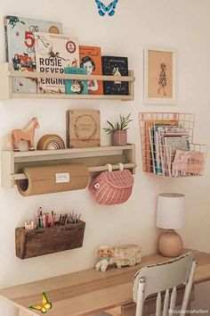 5 Ways With Your Chari Basket  <br> Clever storage solutions (as seen in your homes!) using your Piki and Chari Baskets. Craft Room Storage, Kids Playroom Storage, Playroom Ideas, Playroom Organization, Paper Storage, Jugendschlafzimmer Designs, Home Bar Designs, Teen Bedroom Designs, Kids Bedroom