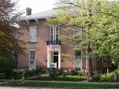 COLUMBUS: Kelton House Museum and Garden