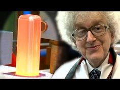 Red-Hot Platinum Ingot - Periodic Table of Videos
