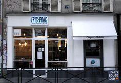 """Fric Frac : un spot de """"croque-monsieur canaille"""" sur le canal Saint-Martin"""
