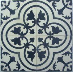 Cuban Tropical TileCo.Manufacturer ofCementTilesSince 1960's - Patterns / Desings