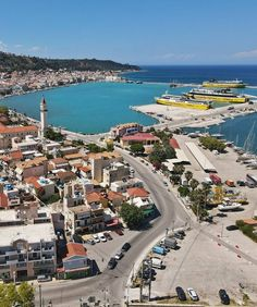 "Zakynthos Zante Greece 🇬🇷 on Instagram: ""Zakynthos harbour. Tag a friend. Photo @katia_raindrop_"" Mycenaean, Greek Mythology, Greece, Country Roads, The Unit, River, Island, Instagram, Outdoor"