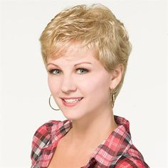 Reveal #Wig by Perfect Image  Turn heads in this perfectly executed short cut ✂