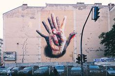The Most Impressive Murals of Berlin » iHeartBerlin.de