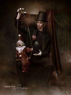 Puppet Master by CindysArt.deviantart.com on @deviantART