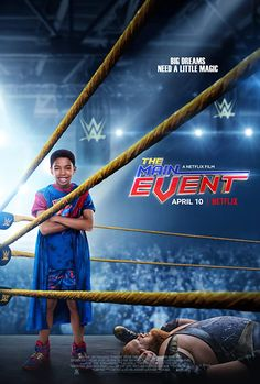 New Film: The Main Event Starring Seth Carr, Tichina Arnold, Adam Pally, and Ken Marino - Talking With Tami Tichina Arnold, It Netflix, Netflix Review, Netflix Releases, 2020 Movies, All Movies, Movies To Watch, Movies Online, Movies Free