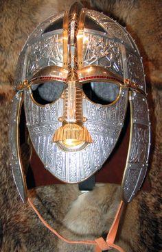 Sutton Hoo helmet replica